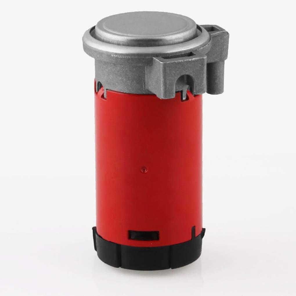 Pandiki Bomba de Aire de Hornos 12V Universal Loud Cami/ón del Coche del veh/ículo de la Motocicleta de Tren Sirena Cuerno multitono bocinas de Aire del compresor