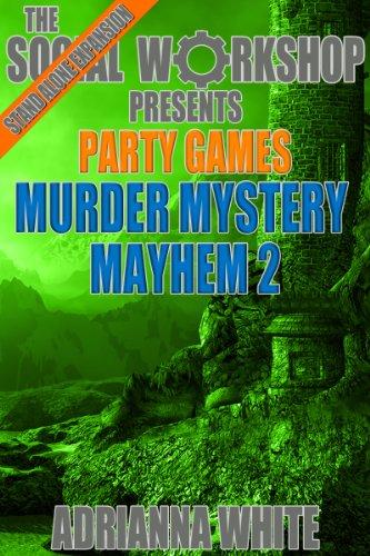 Murder Mystery Mayhem 2 (The Social Workshop) (Party Games)