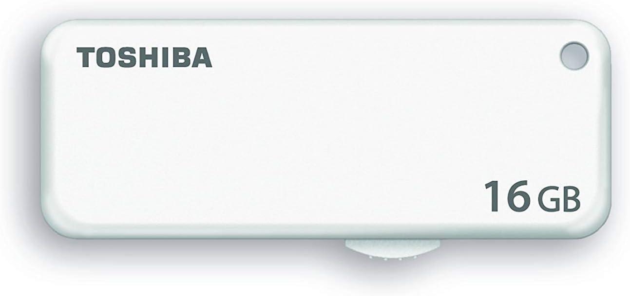 Toshiba U203 16 Gb Flash Speicherkarte Computer Zubehör