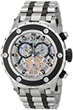 Invicta Men's 12958 Jason Taylor Analog Display Swiss Quartz Two Tone Watch, Watch Central