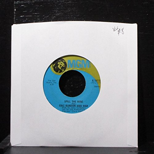 (Spill The Wine/Magic Mountain (45 rpm))