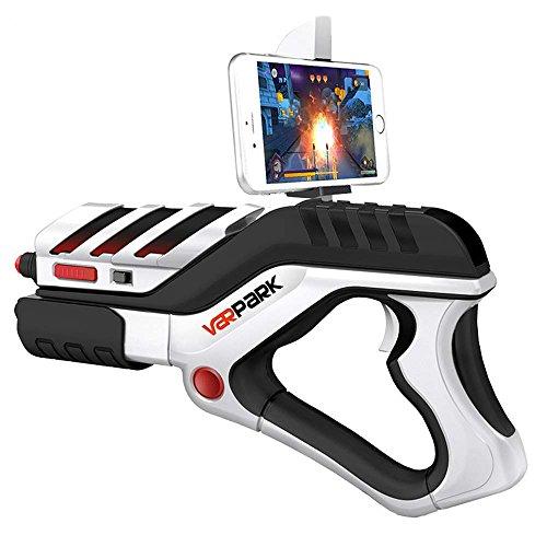AR gun 4D somatosensory real shooting game AR magic gun VR Bluetooth game handle