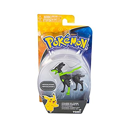 Pokémon Action Figure, Zygarde 10% Form: Toys & Games