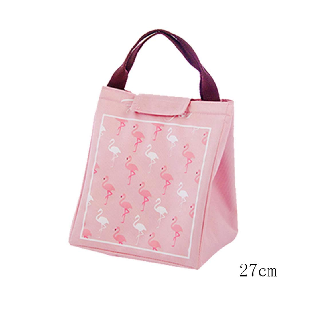 Godagoda Flamingo Thermal Bag Waterproof Oxford Beach Lunch Bag