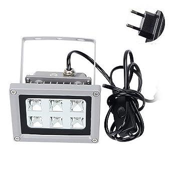 Lámpara LED de curado de Resina UV para SLA DLP Impresora 3D ...