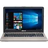 2018 Newest ASUS Vivobook 15.6 Inch Laptop Computer, Intel Quad Core Pentium N4200 up to 2.5Ghz, 4GB RAM, 256GB SSD, DVD/CD+RW, HDMI, USB Type-C, USB 3.0, Webcam, Windows 10