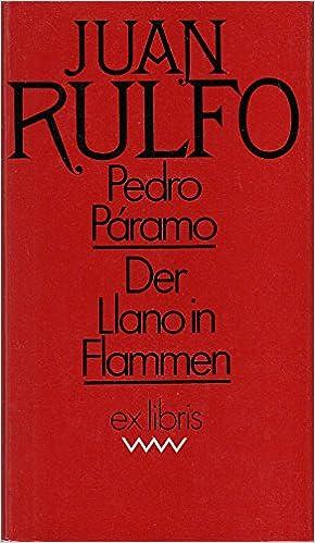 Pedro Páramo. El llano en llamas: Amazon.es: Juan Rulfo, Novela ...