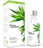 InstaNatural Castor Oil - 100% Pure & Certified...