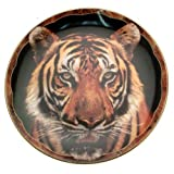 Compton and Woodhouse Tiger Tiger plate Guardians of the Wild Barry Peters CP2459