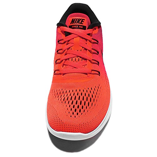 Crimson Femme Entrainement de Total Gym Nike Black White Run Chaussures Red Free Running qxfww68XY