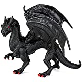 Safari Ltd Twilight Dragon Realistic Hand Painted Toy Figurine for Ages 3 and Up