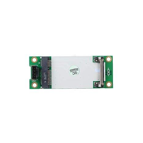 Mini PCIe WWAN a USB Adaptador Tarjeta con Ranura SIM WWAN ...