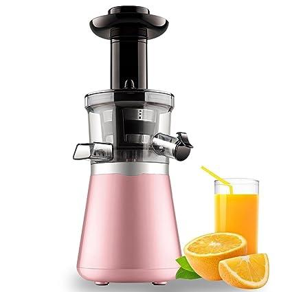 Juicer- Exprimidor automático de Frutas y Verduras multifunción pequeño Mini Estudiante Original exprimido máquina de