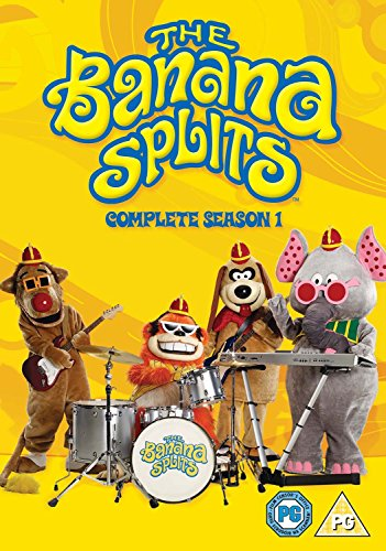 (Banana Splits Season 1 [Standard Edition] [Import anglais])