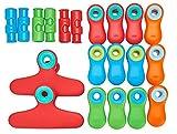 OXO Good Grips 20 Piece Bag Clip Value Set