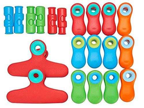 OXO Good Grips Bolsas Pieza Clip Set