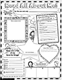 Start the school year right with this irresistible poster template that prompts children to tell about themselves in words and pictures. Young learners will have blast tooting their own horns by filling in favorite animals, foods, colo...