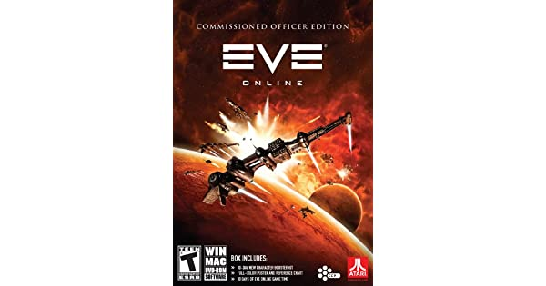 Amazon com: Eve Online: Commissioned Officer Edition: Video Games