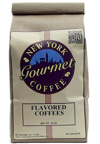 Eggnog-Coffee-1Lb-bag-Fine-Grind-New-York-Gourmet-Coffee