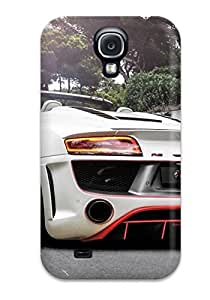 First-class Case Cover For Galaxy S4 Dual Protection Cover Audi R8 Spyder 29