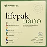 Pharmanex LifePak Nano anti-aging dietary supplement – 60 packets by Nu Skin Review