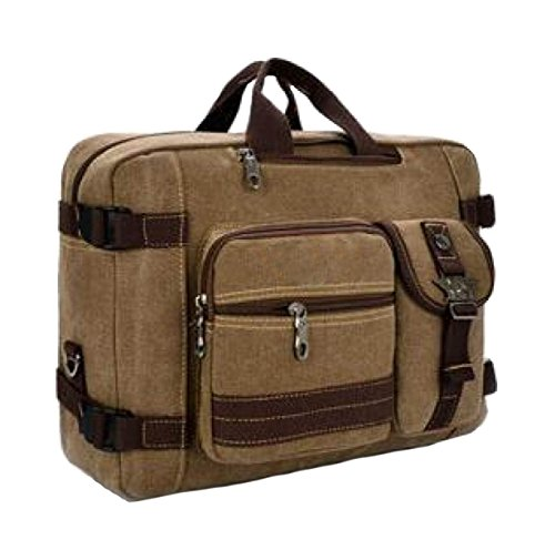 Bag Business Shoulder Travel Multi Laidaye Leisure Brown purpose Men Backpack tqIFqS