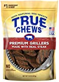 True Chews Premium Grillers Made With Real Steak 10 Oz, Review