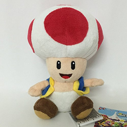 Birdo Costume (New Super Mario Bros. U Plush Red Toad Soft Toy Stuffed Animal Doll Teddy 7