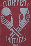 Uncharted 4 A Thief's End Men's Mortem Inimicis Suis T-Shirt, Extra Large, Red