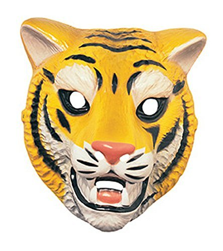 [Tiger Animal Mask Costume Accessory] (Youre Next Costume)