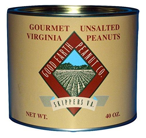 Unsalted Virginia Good Earth 40 Ounce
