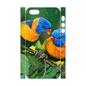 diy 3D Bumper Plastic Customized Case Of Swan for iPhone 5,5S by runtopwell