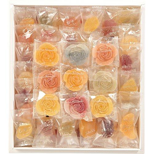 Saihate jewelry Variety flower jelly (fruit jelly 50, flower jelly 13 a total of 63 pieces) by Jewelry Saihate