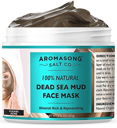 100% PURE & Natural Dead Sea Mud Mask NO...