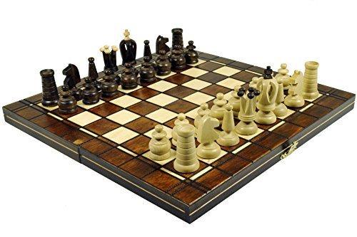 (Chess Mini Royal European Chess Set Game)