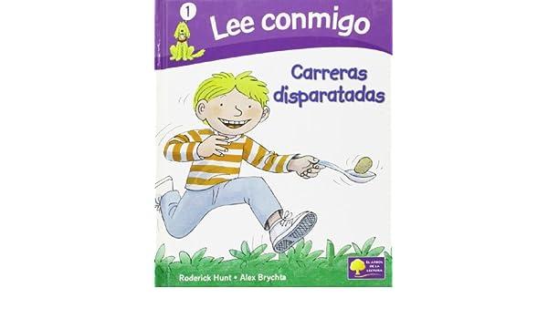 Lee Conmigo: Carreras Disparatadas (Spanish Edition ...