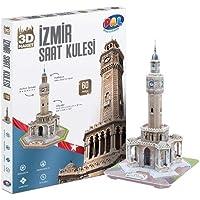 Pal Oyuncak - 3D Maket Izmir Saat Kulesi Puzzle