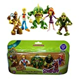 Scooby Mystery Mates - Scooby and The Monsters 5 Figure Pack - Pack 1
