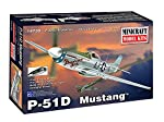 P-51D Mustang by Minicraft Models