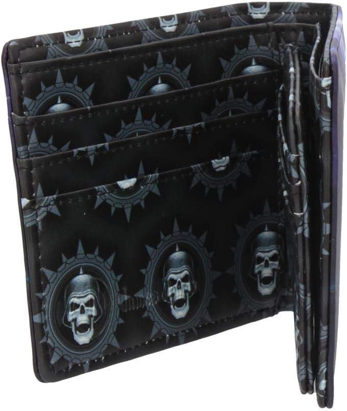 Nemesis Now Hell on The Highway James Ryman Wallet 10cm Black PU