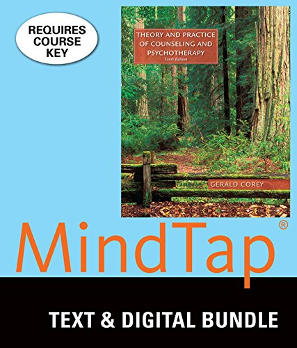 Bundle: Theory and Practice of Counseling and Psychotherapy, Loose-Leaf Version, 10th + LMS Integrated for MindTap Counseling, 1 term (6 months) Printed Access Card