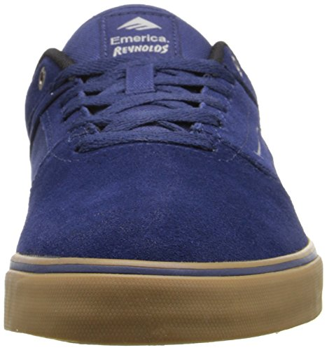 Emerica da The Scarpe Low Vulc Uomo Skateboard Reynolds Blu da qCaqAwT