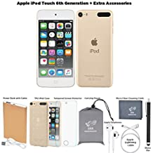 Apple iPod Touch 6th Generation and Accessories, 32GB - Gold