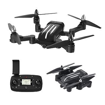 Ocamo Quadcopter GPS Drone RC sin escobillas con cámara 5G 1080P ...