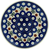 Polish Pottery Saucer 5-inch (Mosquito)