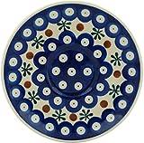 Polish Pottery Saucer 5-inch