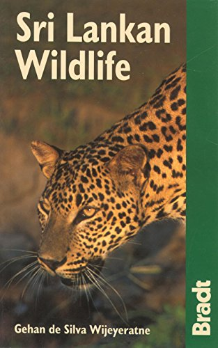 Sri Lankan Wildlife (Bradt Guides)