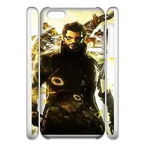deus e human revolution iphone 6s 4.7 Inch Cell Phone Case 3D White PSOC6002625570719