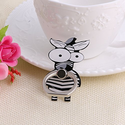 NNDA CO Universal Cartoon Finger Ring Holder Stand Mount For iPhone 6 Samsung Cell Phone ()