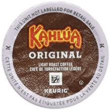 Timothy's World Coffee Kahlua Original K-Cups for Keurig Brewers, 96-Count